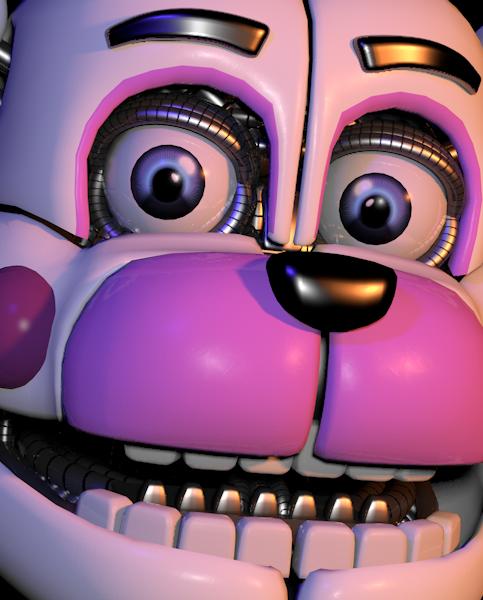 Funtime Freddy [Mugshot] by LuckyRabbit31