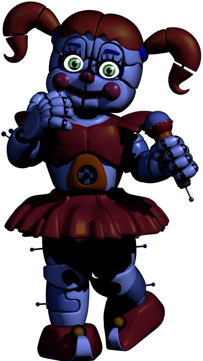Circus Baby by The-Smileyy on DeviantArt