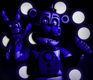 C4d   Funtime Freddy - Poster