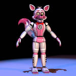Literal Funtime Foxy v1