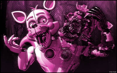 . : Pink Insanity : . by The-Smileyy