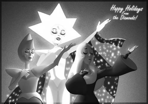 Happy Holidays from the Diamonds!