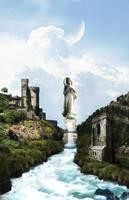 Water Goddess by Mgl-23