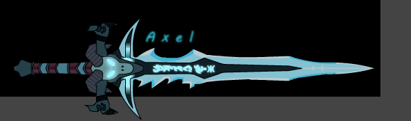 Lich Kings Blade AQW (Incomplete) by FawkiDied