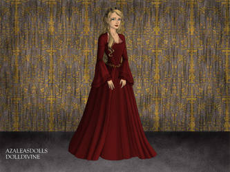 Princess Buttercup by keb17