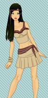 Disney Fashionistas: Pocahontas