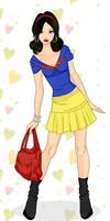 Disney Fashionistas: Snow White