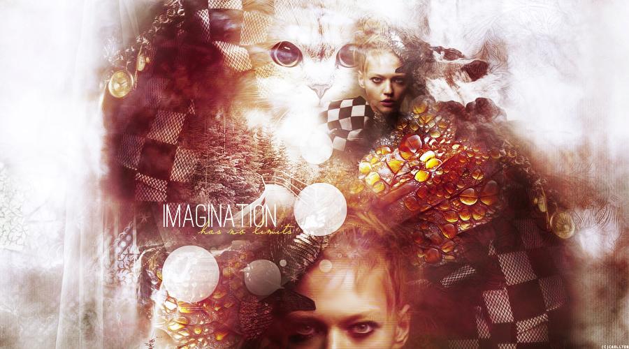 Imagination by Carllton