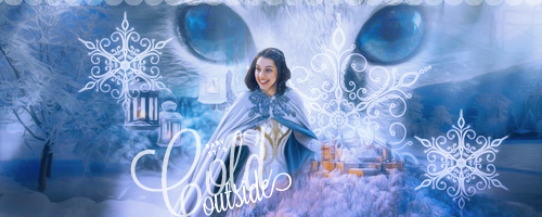 Cold Outside: signature by Carllton