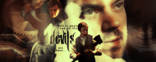 The Devils Are Here : Signature by Carllton