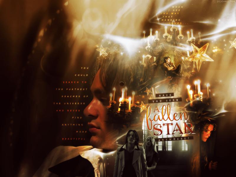 A Fallen Star : Blend by Carllton