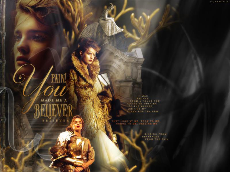 Believer : Blend by Carllton
