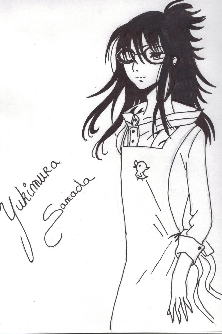 yukimura sanada by ChobitsDita