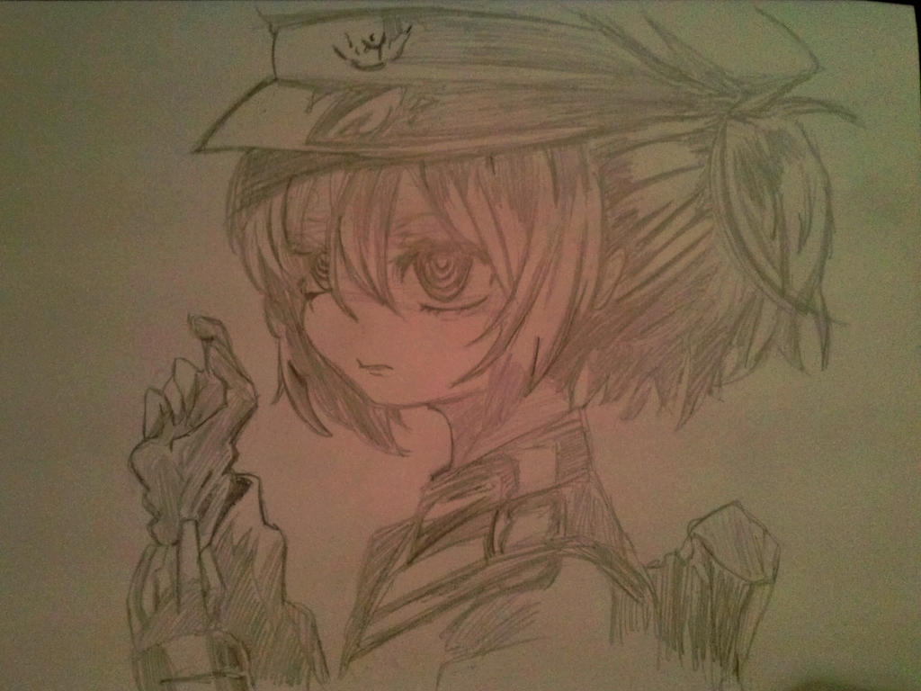 tanya degurechaff manga by ChobitsDita