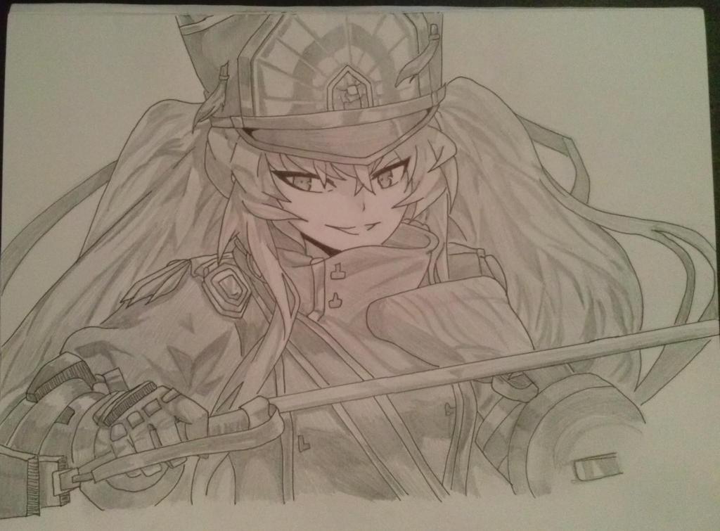 gunpuku no himegimi by ChobitsDita