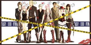 Fashion Fantasy XIII - BAD TASTE RETURNS