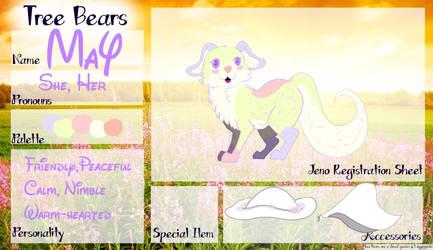 May's Character Sheet