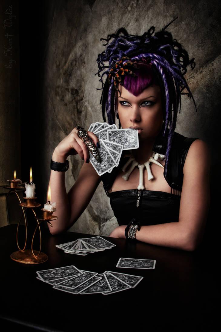 Dark Fortune Teller I