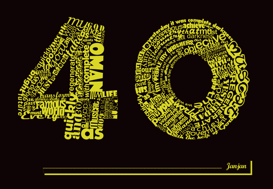 40 Typography by Janjan-01