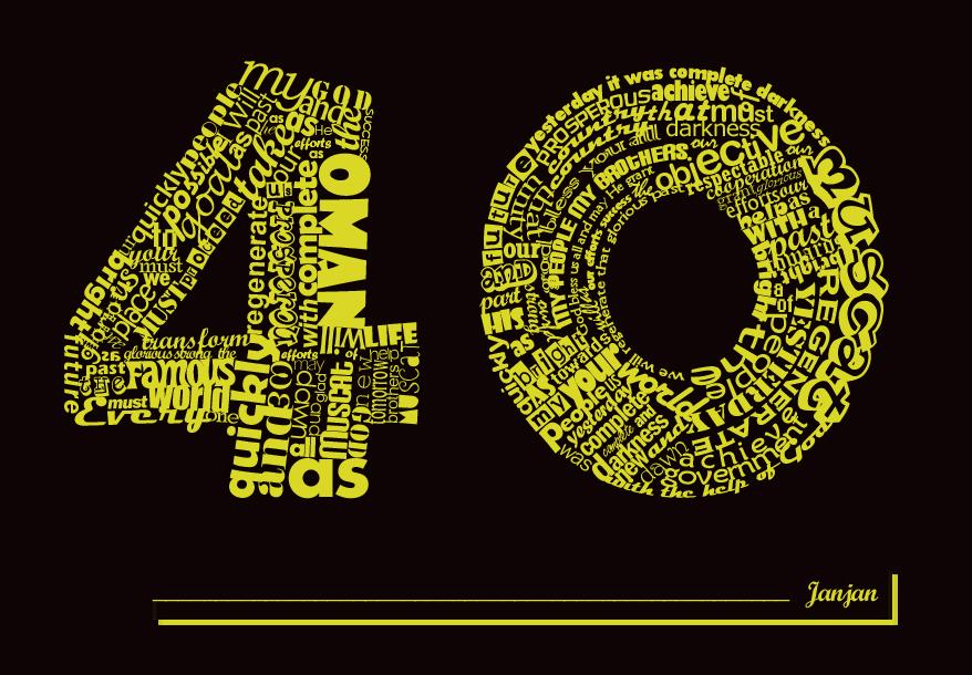 40 Typography by Janjan-01
