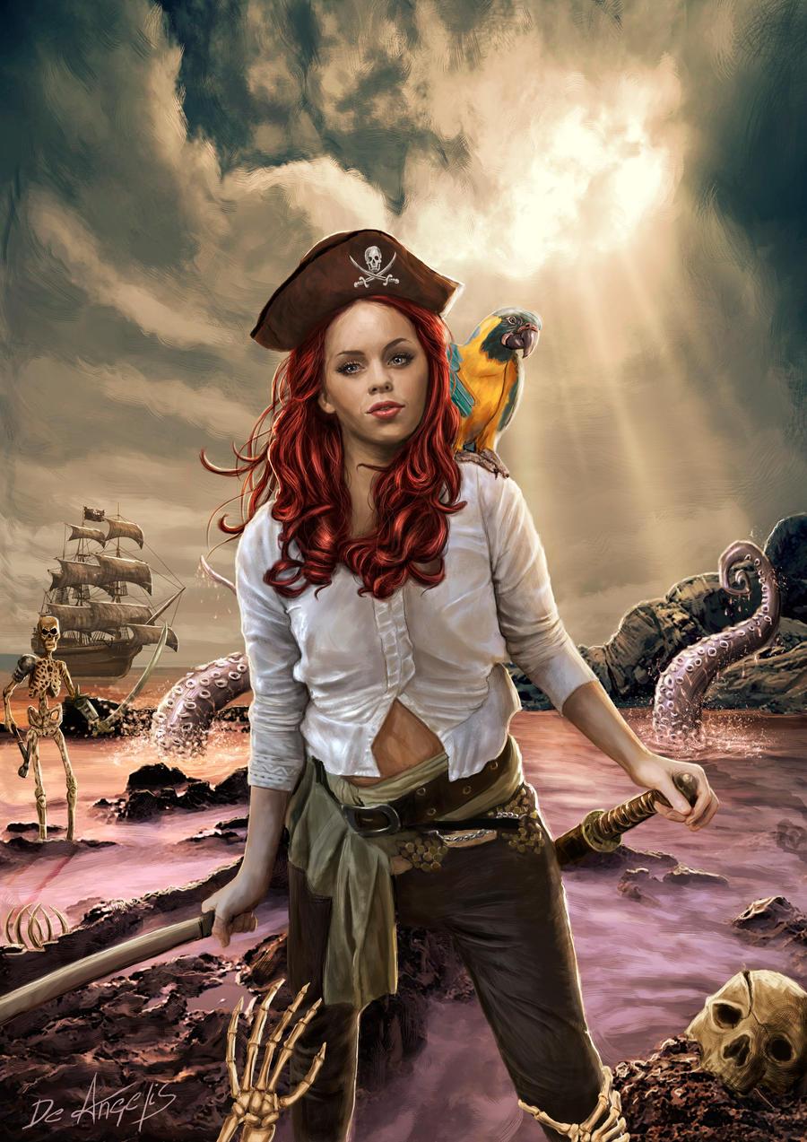 Pirate by raffa3le