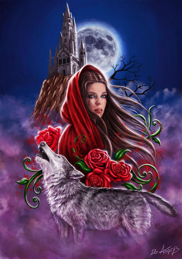 Wolf by raffa3le
