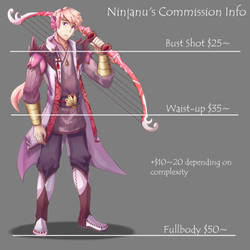 Commission Info [OPEN]