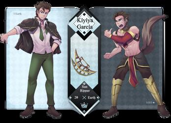 [GTS] Kiyiya Garcia