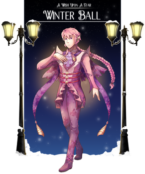 [GOA] Winter Ball Outfit