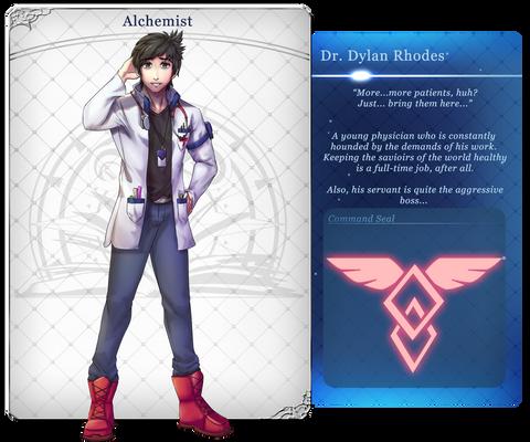 [F/TT] Doctor Rhodes