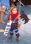 Cloud Strife from Kingdom Hearts