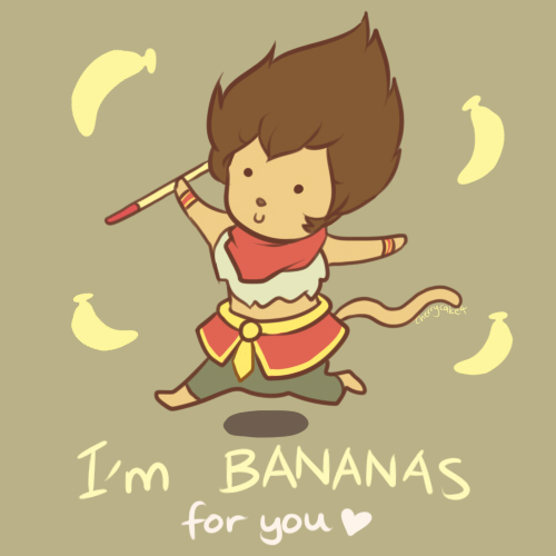 Cute wukong - Kindred/Quotes | League of Legends Wiki | FANDOM