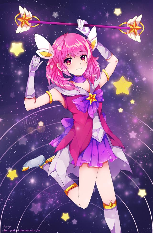 Star Guardian Lux by Cherrycake4