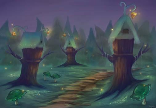 Zanaris - RuneScape