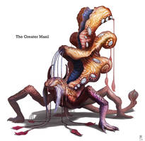 The Greater Masil by Davesrightmind