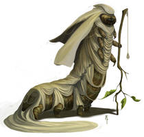 Imperial Silkworm by Davesrightmind
