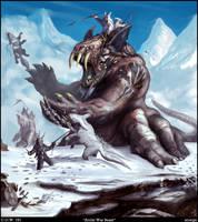 Arctic War Beast by Davesrightmind