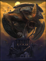 Eclipse-Titan War Beast by Davesrightmind