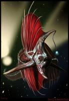 Devil's Swordfish by Davesrightmind