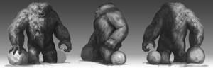 Abominable Snowman-Yeti