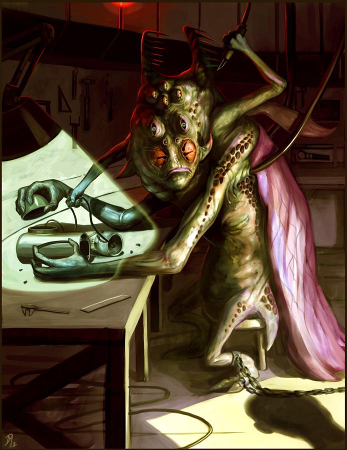Invenerian by Davesrightmind