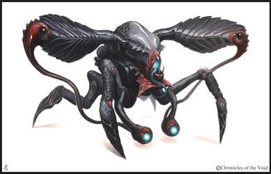 Space Plasma Bug by Davesrightmind