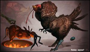 Alien turkey Final
