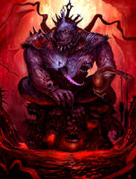 King-of-Hell-2014 by Davesrightmind