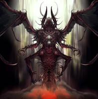 Rise-of-the-demon-Symmetrion by Davesrightmind