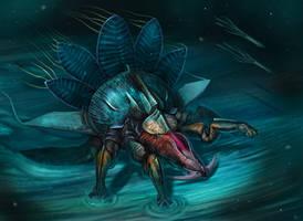 Deep-Sea--Crawler-2 by Davesrightmind