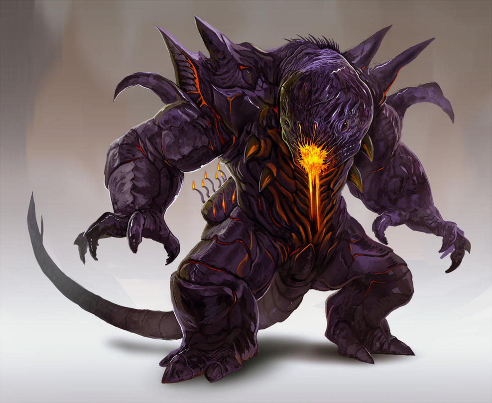 Lava-Spewer-3 by Davesrightmind