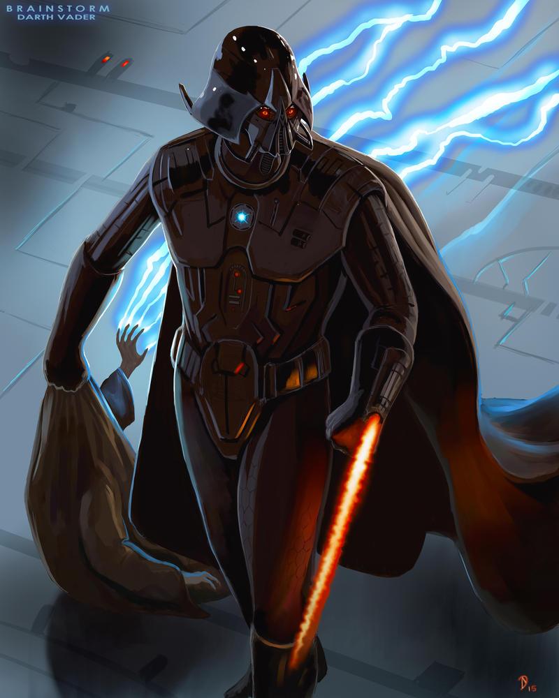 Vader-5 by Davesrightmind