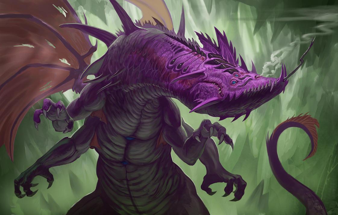 Purple-2 by Davesrightmind
