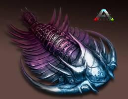 Ark-Trilobite-Final by Davesrightmind